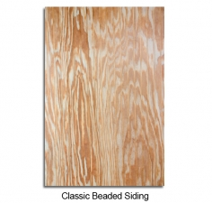classic beaded siding