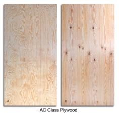 AC class plywood